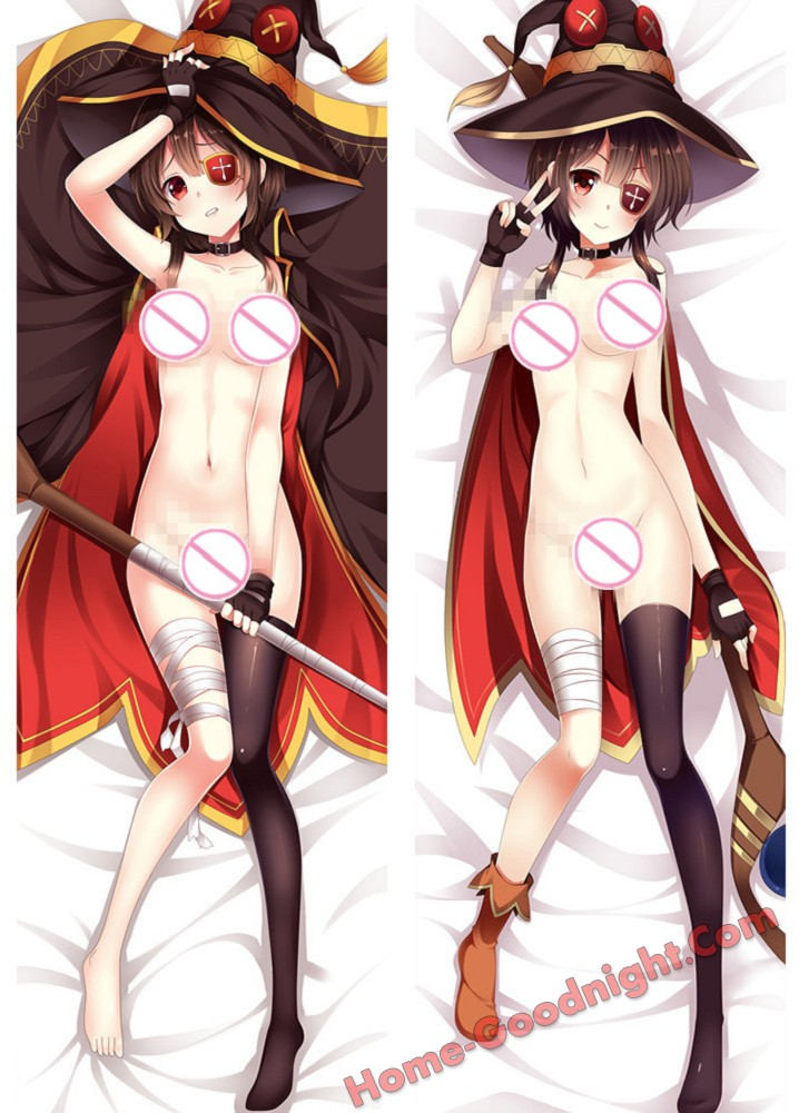 Megumin - Konosuba Full body pillow anime waifu japanese anime pillow case