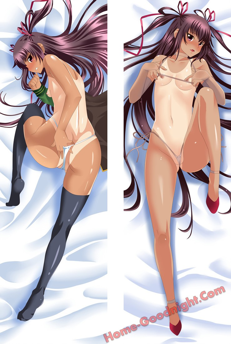 Mizuki Yukikaze - Taimanin Asagi Full body pillow anime waifu japanese anime pillow case