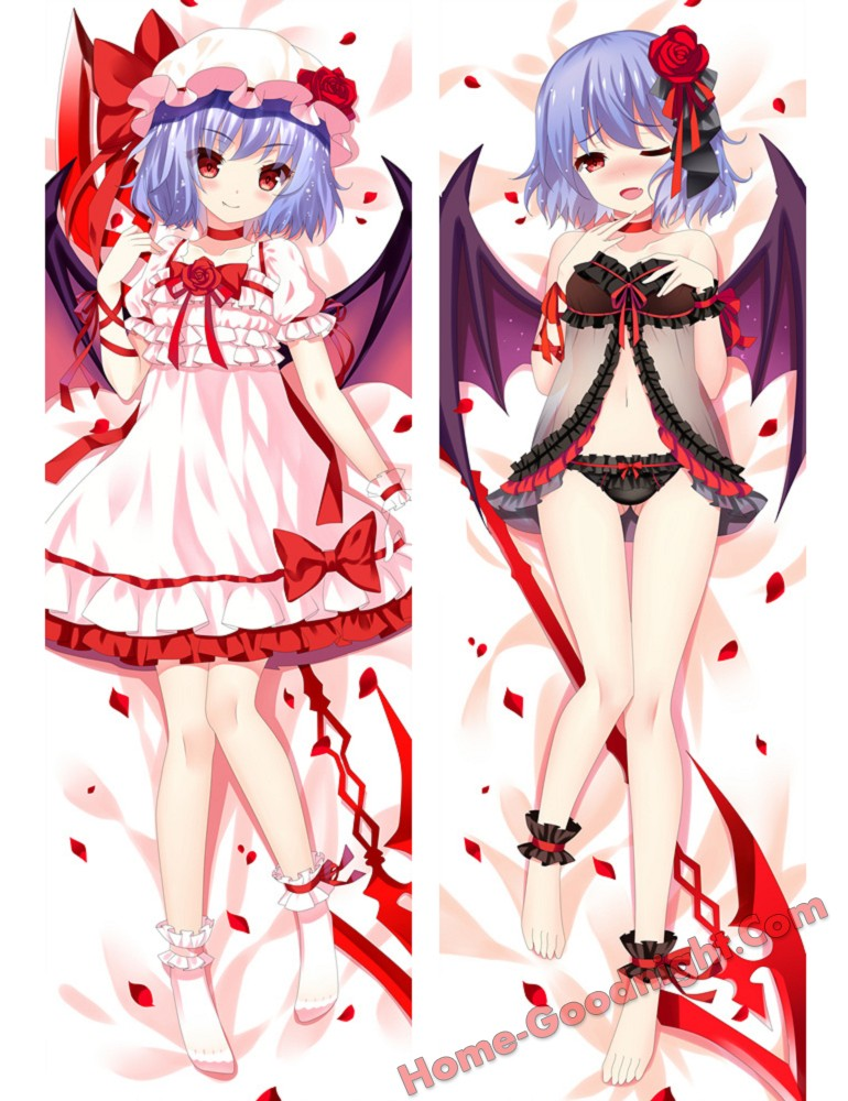 Remilia Scarlet - Touhou Project Anime Dakimakura Japanese Hugging Body Pillow Cover