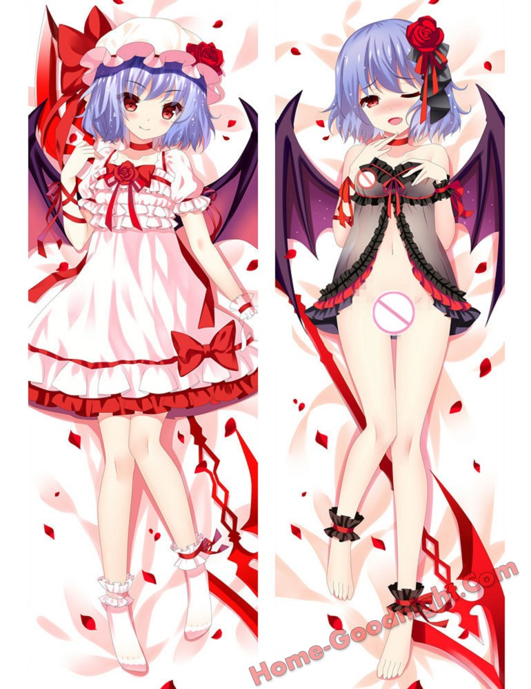 Remilia Scarlet - Touhou Project Anime Body Pillow Case japanese love pillows for sale