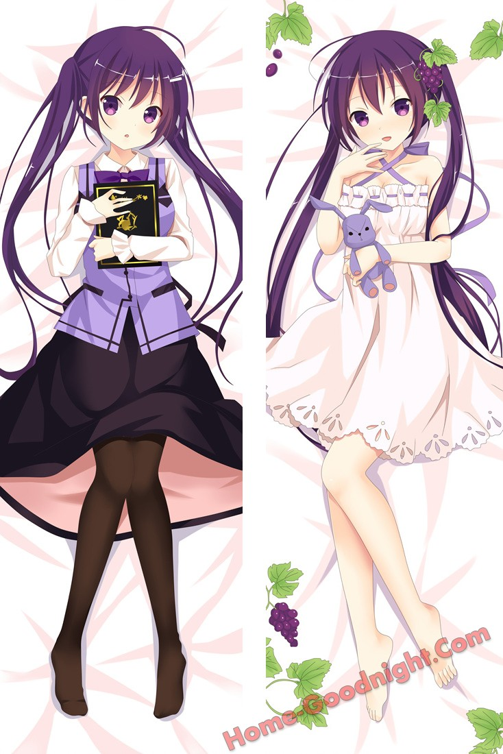 Rize Tedeza - Is the Order a Rabbit Anime Dakimakura Japanese Hugging Body Pillow Cover