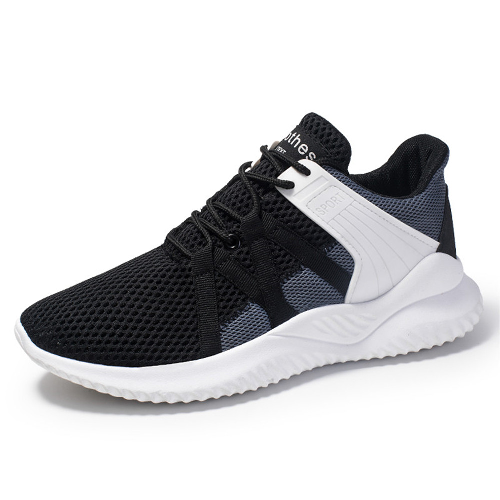 Casual Shoes Men Comfortable Men Sneakers Lightweight Flats Shoes Couple Sneakers Men Breathable Mesh Footwear