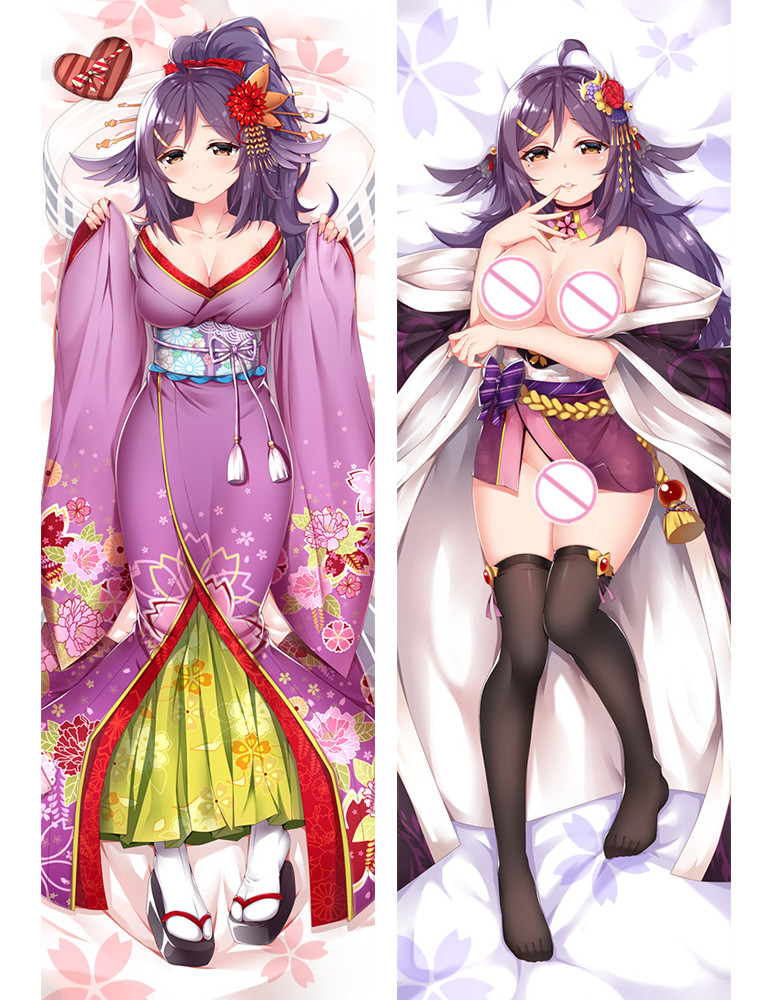 Azur Lane Anime Dakimakura Japanese Love Body Pillow Cover