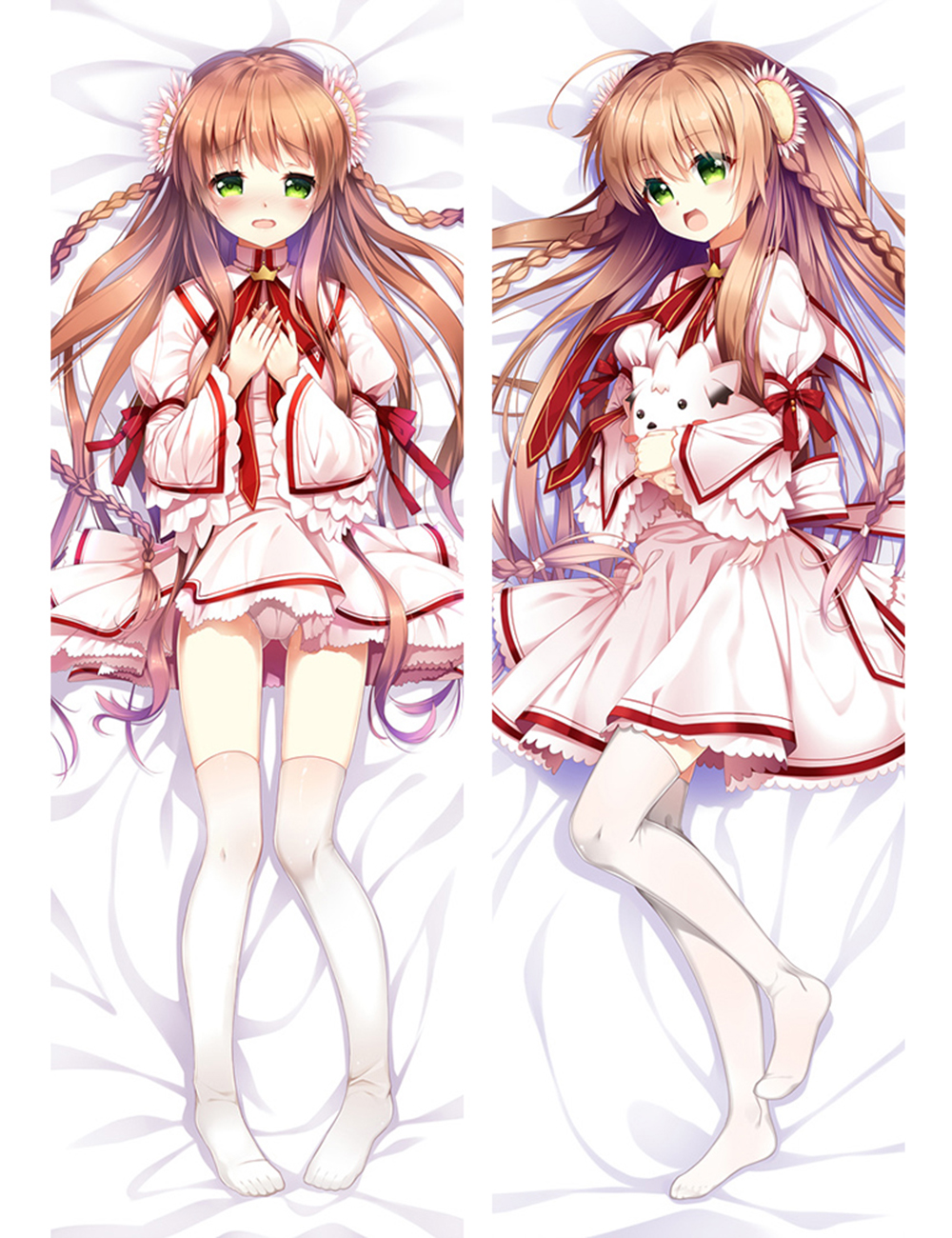 Kotori Kanbe - Rewrite Anime Dakimakura Japanese Hugging Body Pillow Cover