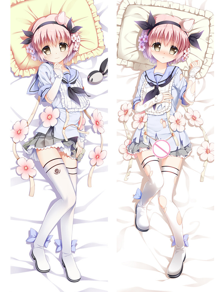 Snow White - Magical Girl Raising Project Anime Dakimakura Japanese Love Body Pillow Cover